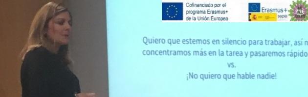 Proyecto Erasmus +'We All Count': Celebrado en la URJC el II Encuentro 'Futuros profesores de éxito'