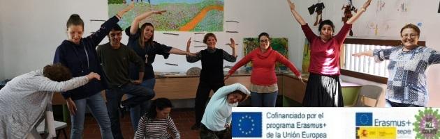 'We All Count': talleres en la Jornada de Intercambio CRA Río Tajo/José Manuel Oviedo-Roma-Budapest