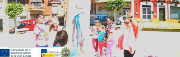 'We All Count': Teatro, flamenco, expresión corporal, baile… más vídeos del trabajo del CRA Río Tajo