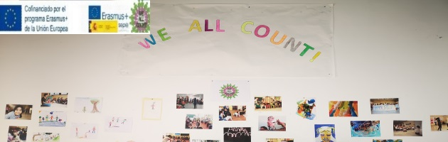 Exposición 'We All Count' en el CRA Río Tajo