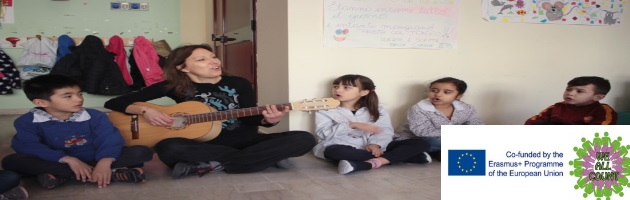Music workshops, singing, artistic laboratories, dance… Works coming from Italy within 'We All Count'