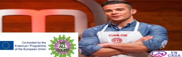 'We All Count': 'Hablamos con…' el alumnado del CRA Río Tajo entrevista al cocinero Carlos Maldonado