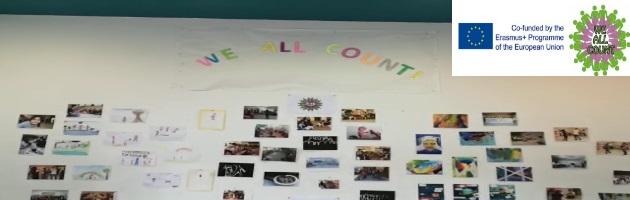 'We All Count': 'El rincón del proyecto'