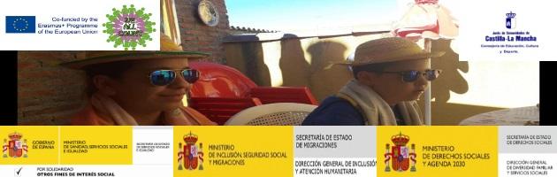 We All Count: el CRA Río Tajo celebra su Día MUS-E con una espectacular acampada virtual